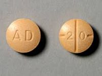 Generic Adderall 20mg