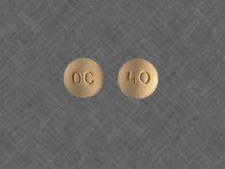 Oxycontin OC 40mg