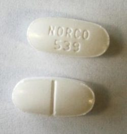 Norco 10 325mg