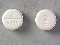Diazepam 2mg