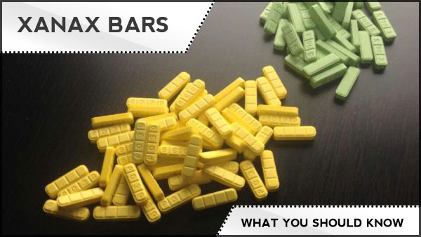 Business of Fake Yellow Xanax Bars Sold on The Street
