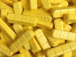 Yellow Xanax R039