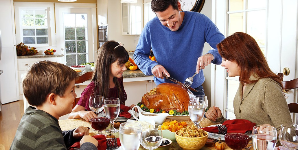 10 Tips to avoid weight gain during Thanksgiving